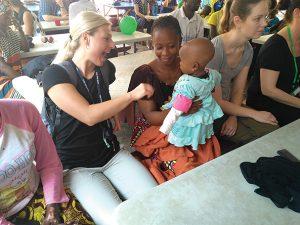 Volunteering aboard Africa Mercy