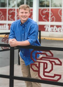 3 share valedictorian honors at South