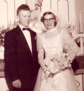 Mr. and Mrs. Gene Stewart