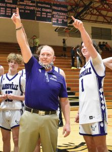 Eagles take flight for sectional title