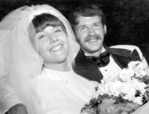 Mr. and Mrs. Barry Mosier