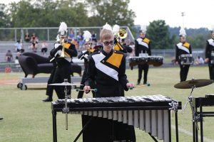 'Bees' finishes second at Paoli contest