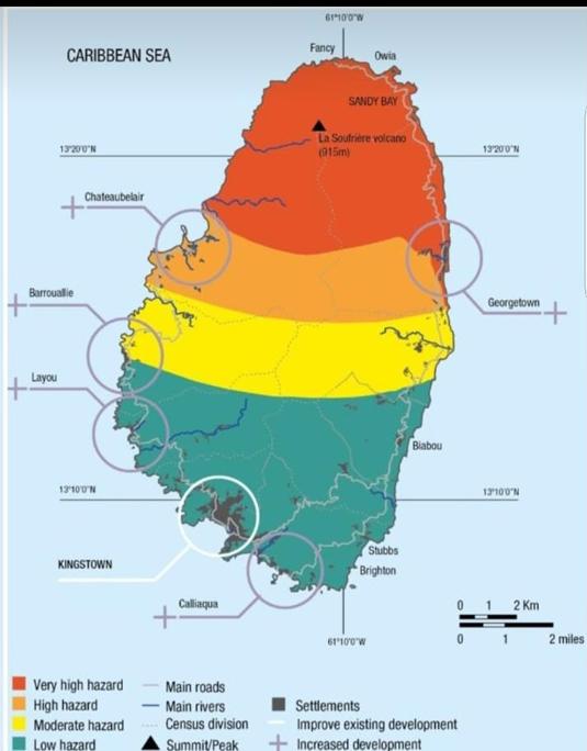 St Vincent on alert as seismic activity increases at La Soufriere