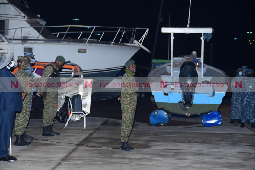 BDF, Police Force to provide security in St Vincent