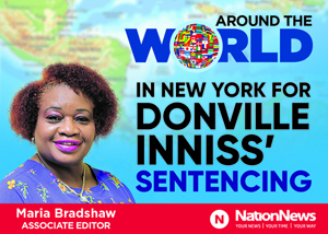 Inniss to be sentenced today