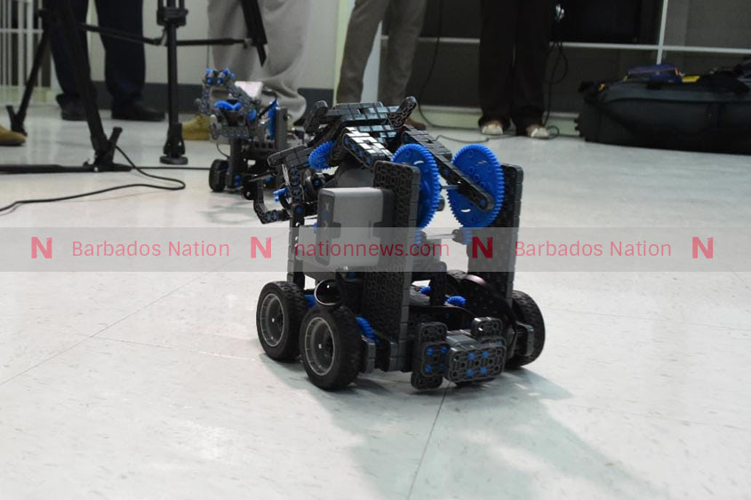 Robotics rolling out in schools in September