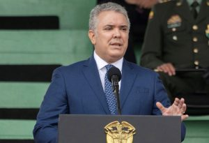 Colombia's president pledges police reform after protests