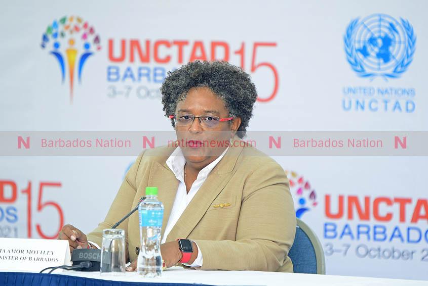 باربادوس و گویان به دنبال زمینه های مشترک برای مذاکرات دوجانبه هستند