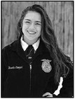Brooke Cooper  Successful At State  FFA Convention