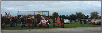 Community Pantry Car And Tractor Show Food Drive Is Saturday