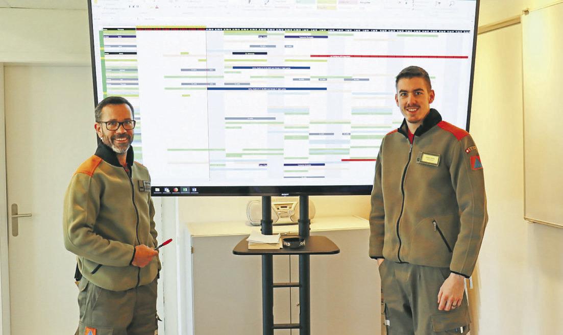 Schwyzer Zivilschutz hilft an vorderster Front mit