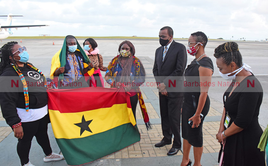 ghana-delegation-arrives