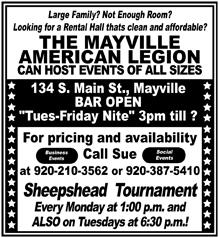 Mayville American Legion