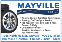 Mayville Tire
