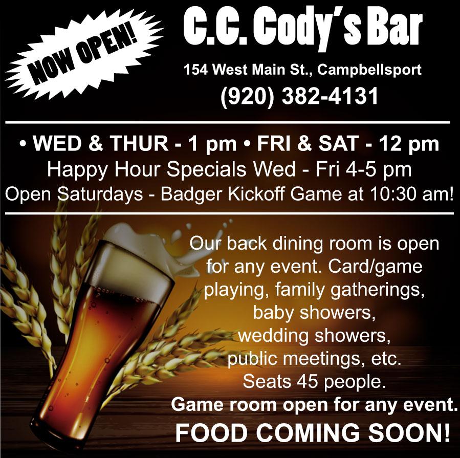 C.C. Cody's