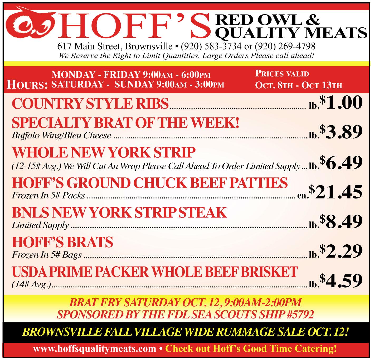 Hoff's