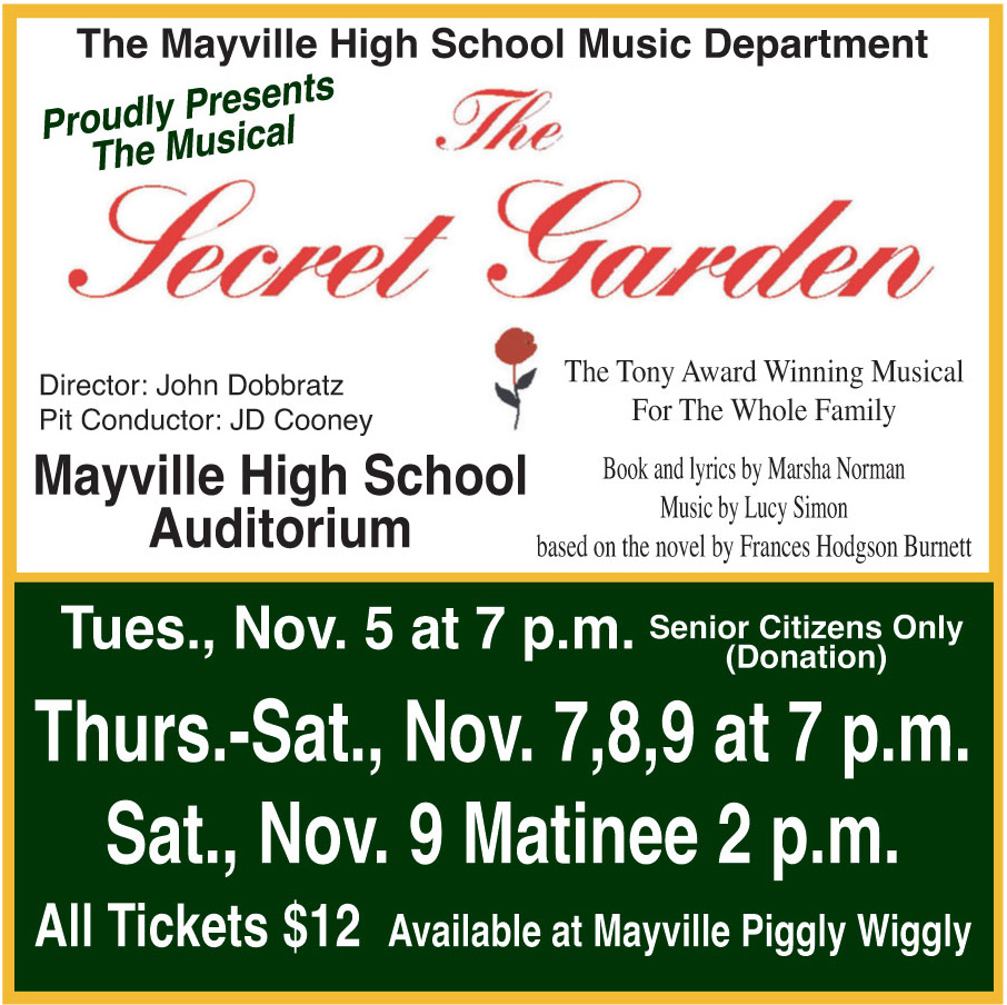 MHS Musical Secrrt Garden