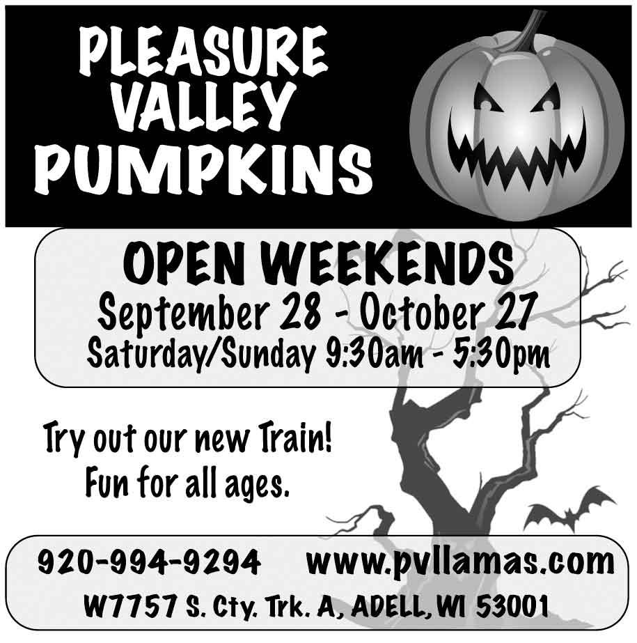 Pleasure Valley Pumpkins