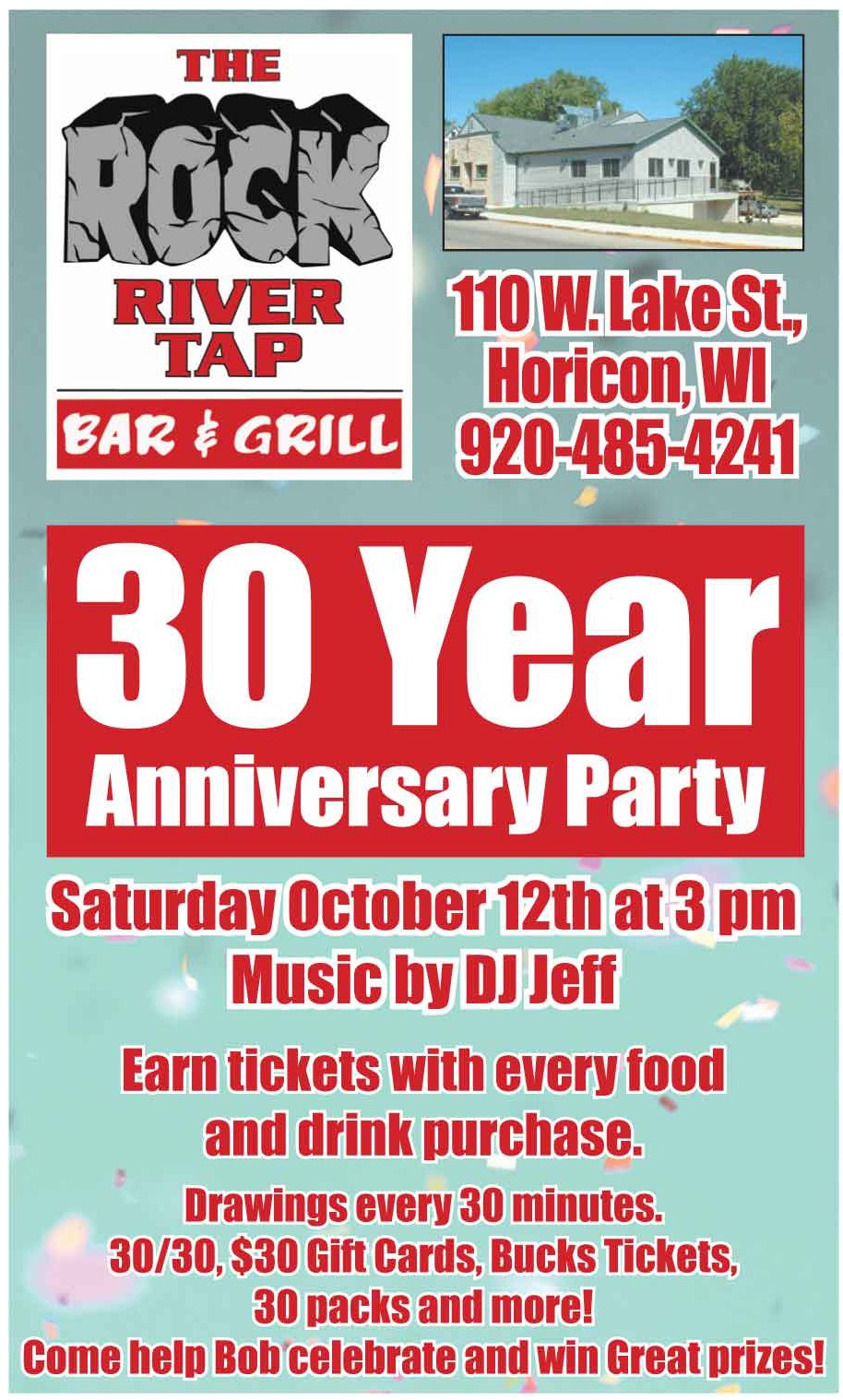Rock River 30th