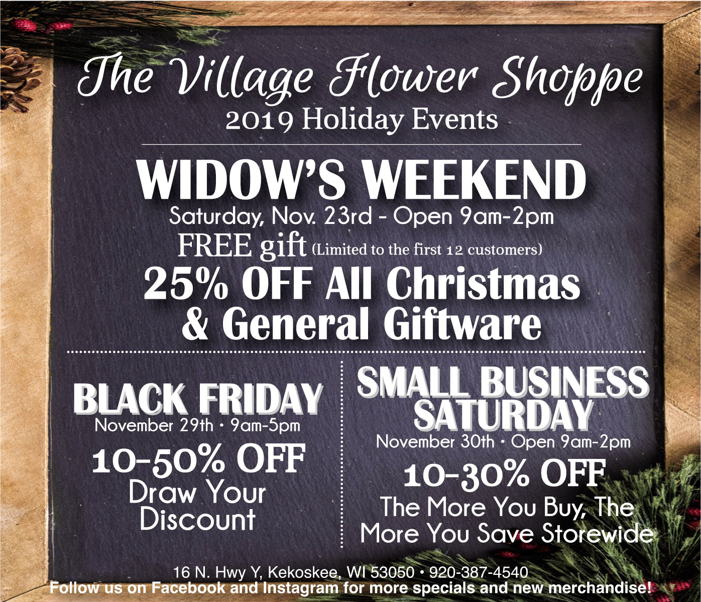 Village Flower Shop