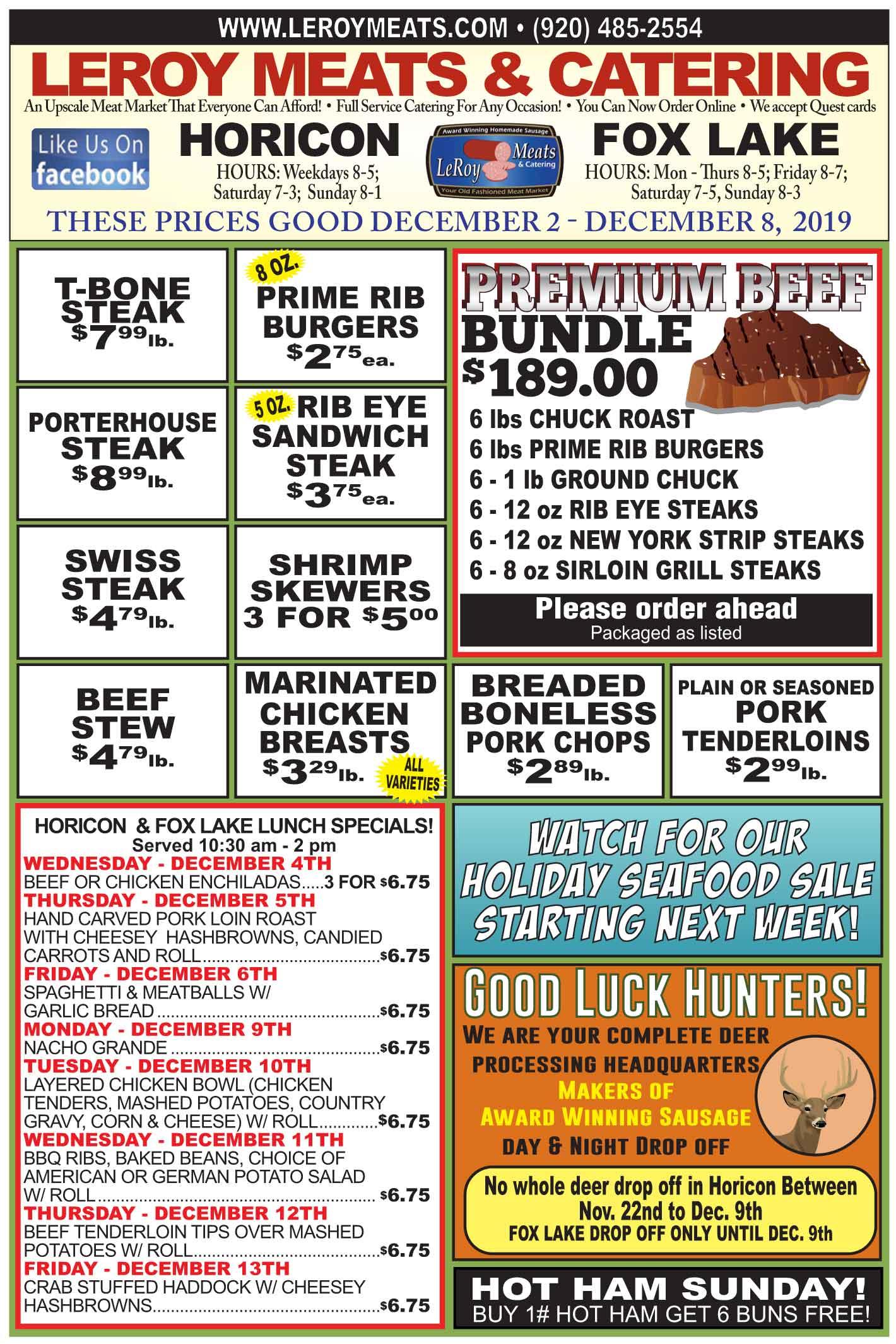 Leroy Meats