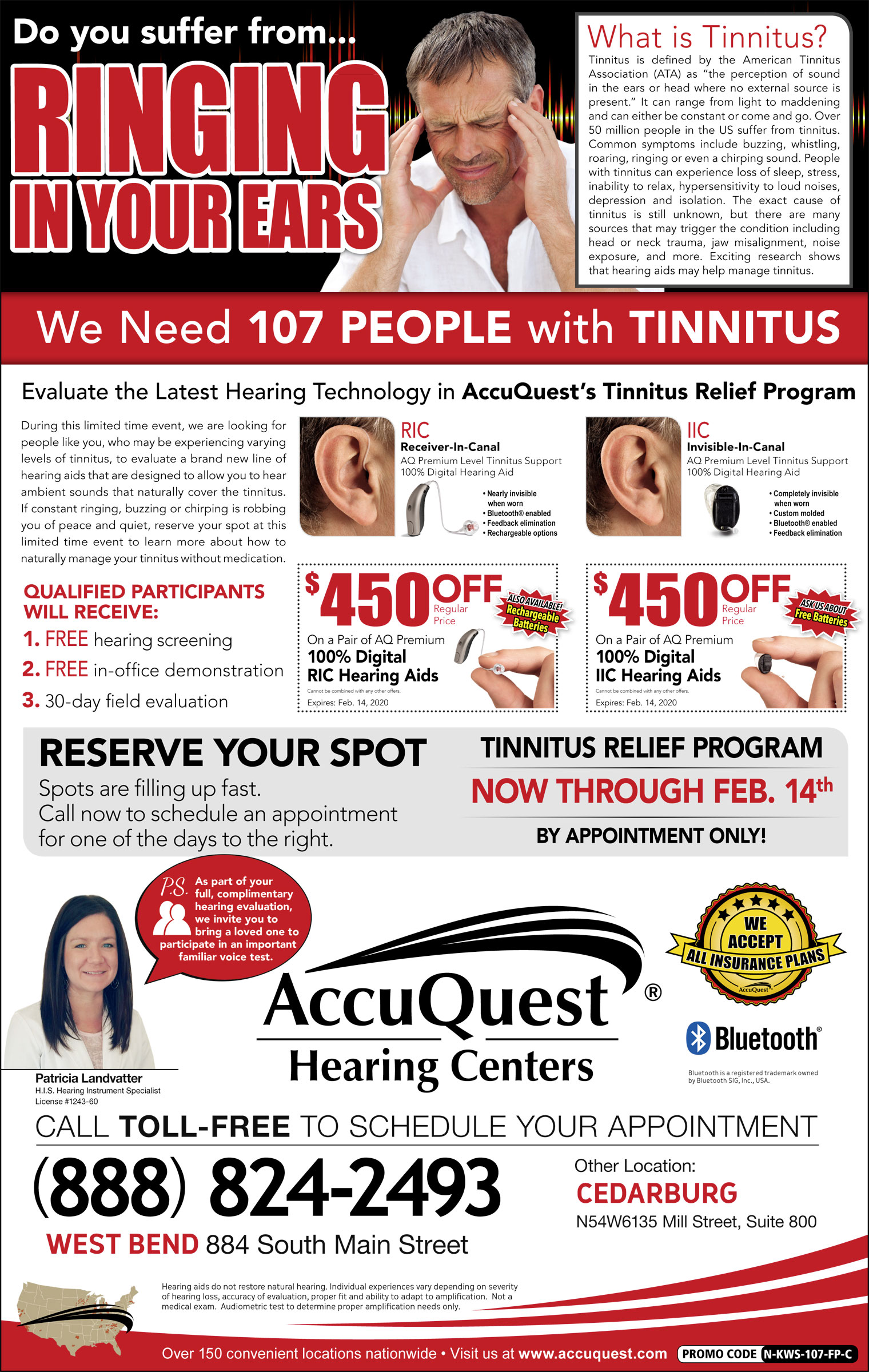 Accuquest Hearing