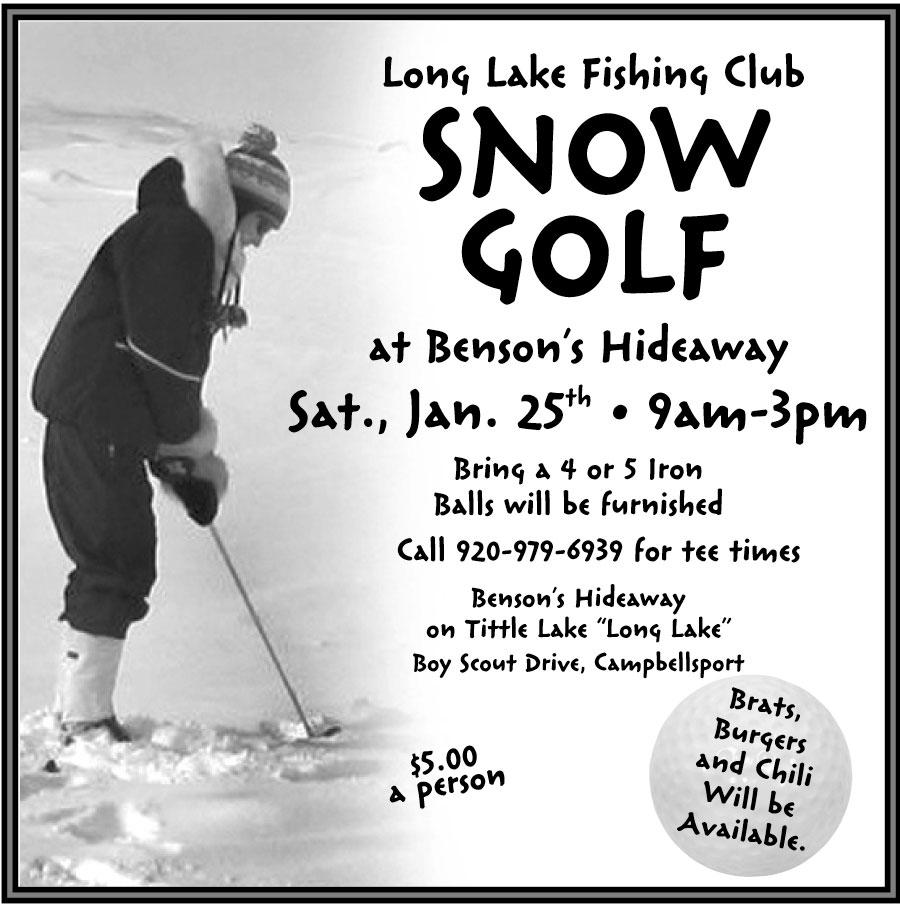 Long Lake Fishing Club