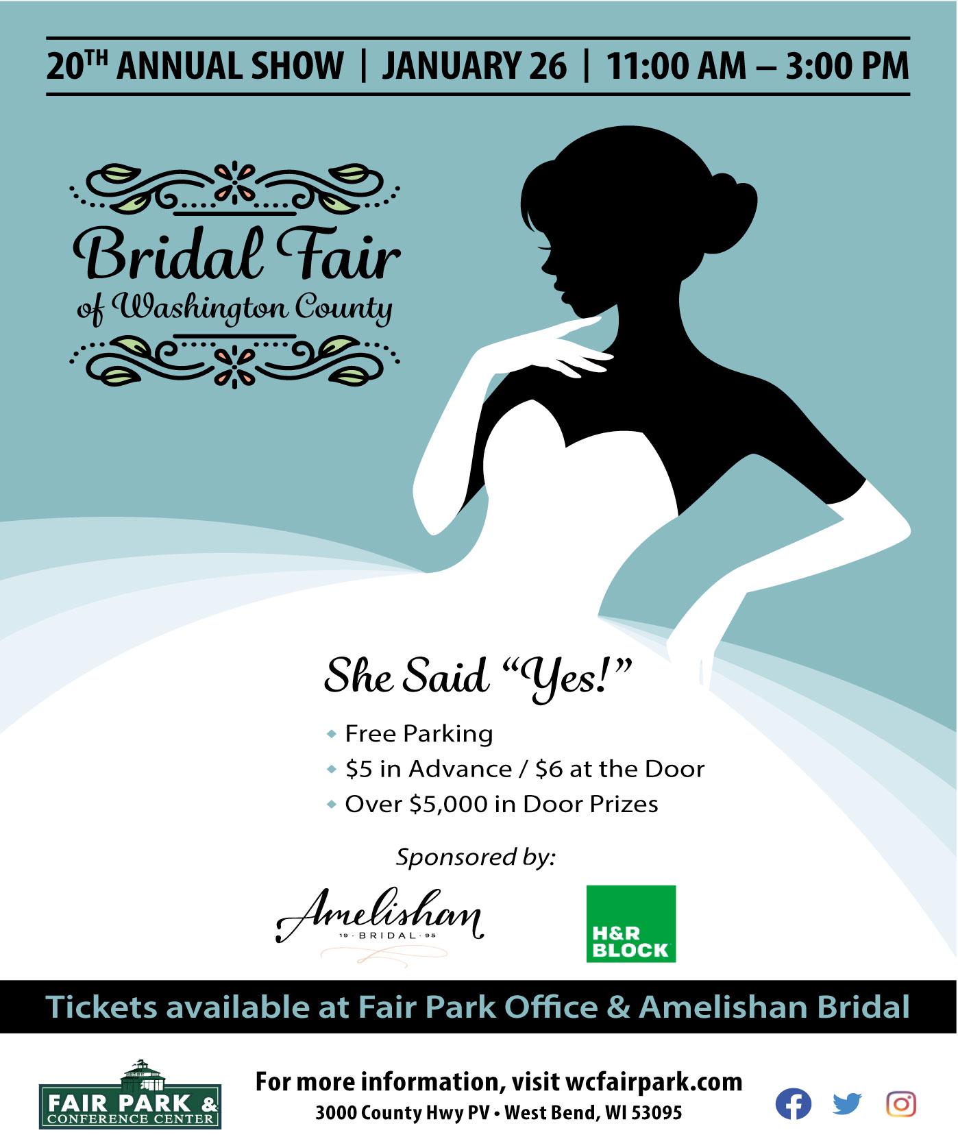 Washington County Bridal Fair