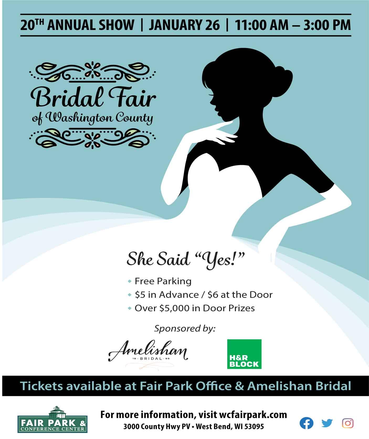 WCFP Bridal Show