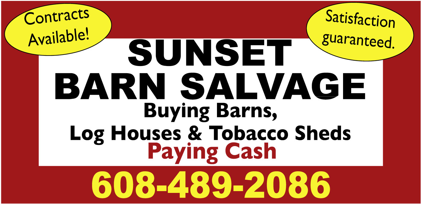 Sunset Barn and Salvage