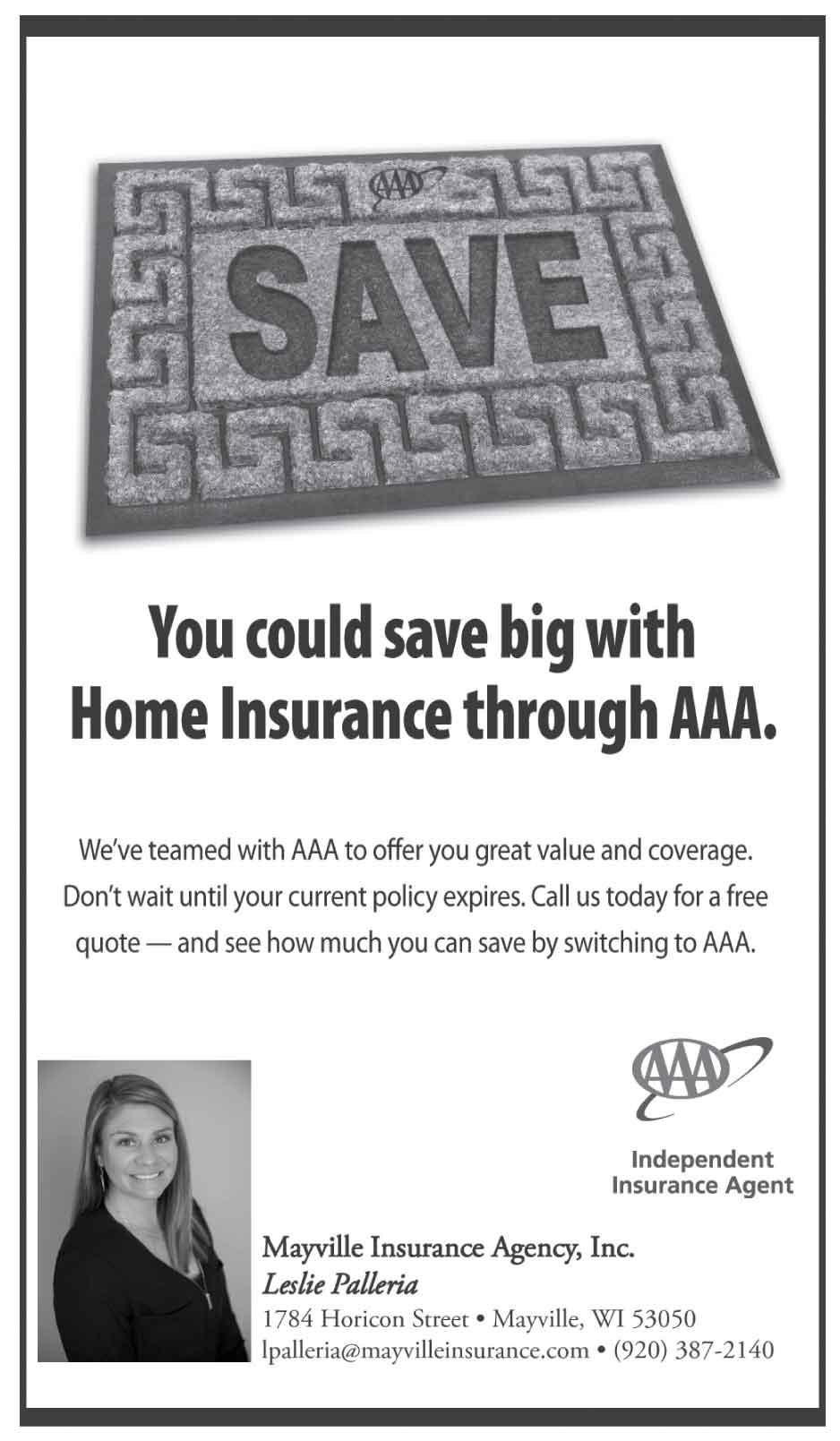 Mayville Insurance