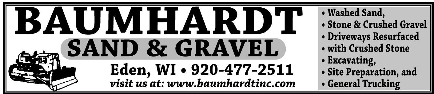 Baumhardt Sand and Gravel