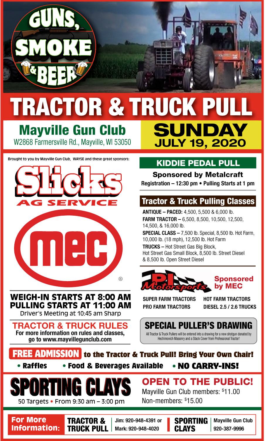 Mayville Gun Club