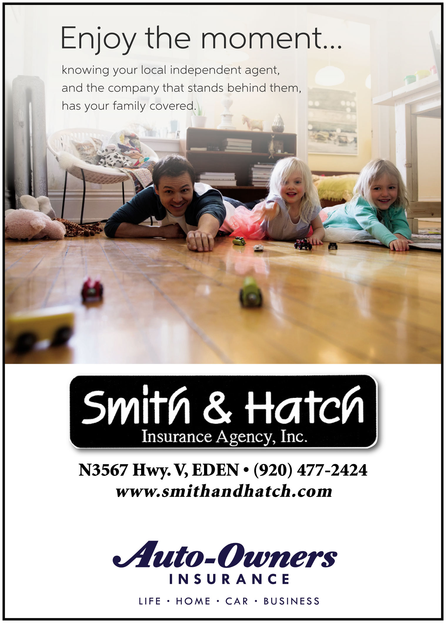 Smith and Hatch
