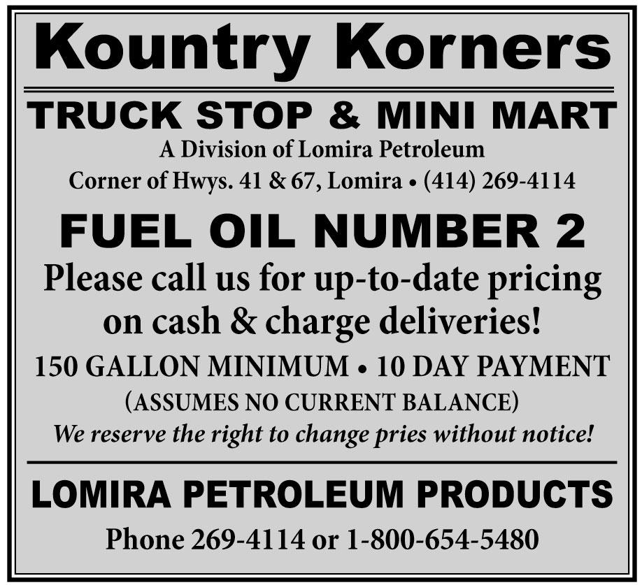 Lomira Petroleum