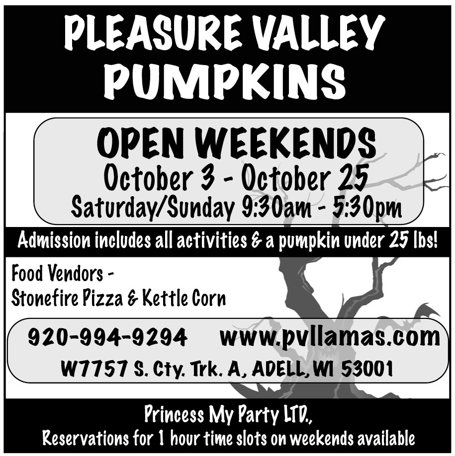 Pleasure Valley Pumpkins