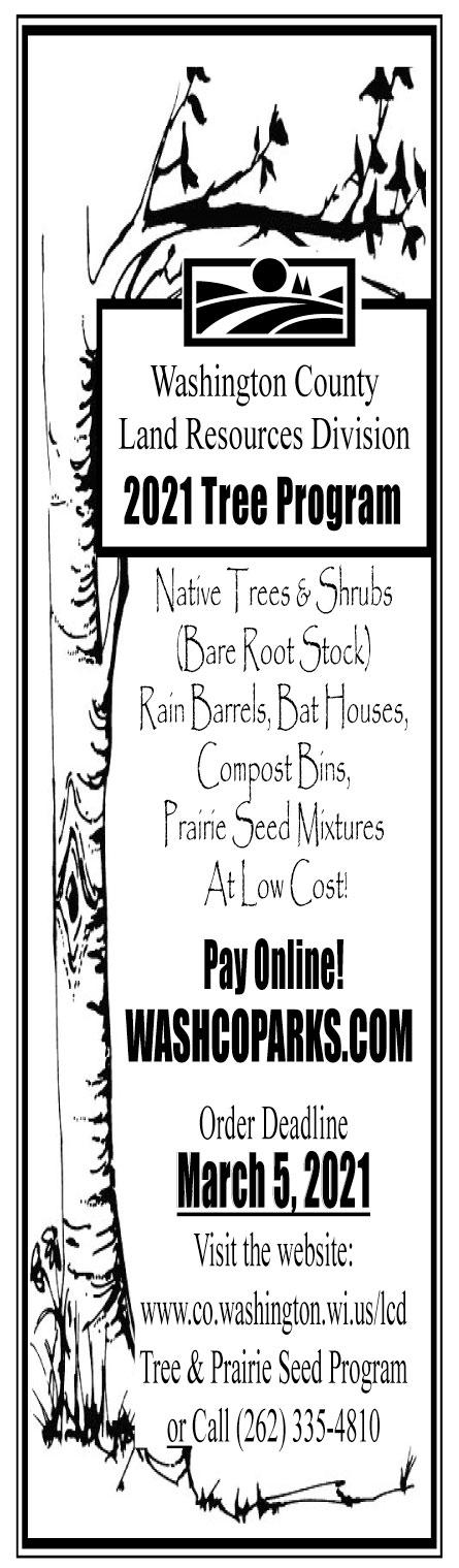 Washington Country Tree Program