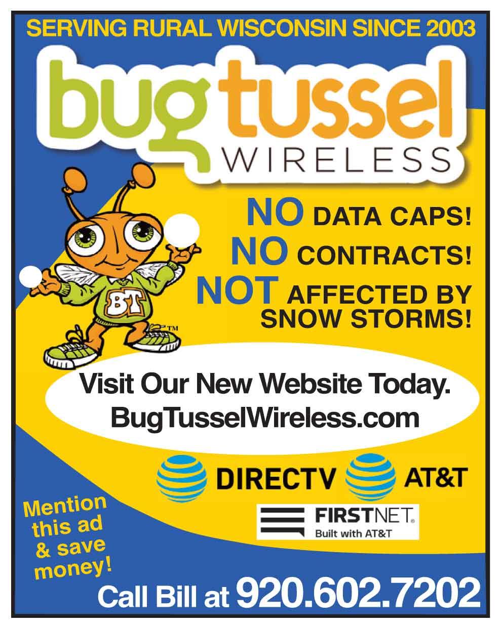 Bug Tussel