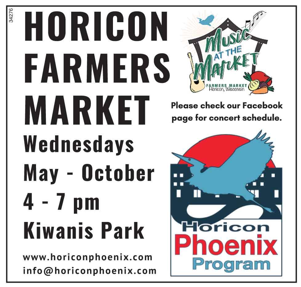 Horicon Farmers Market