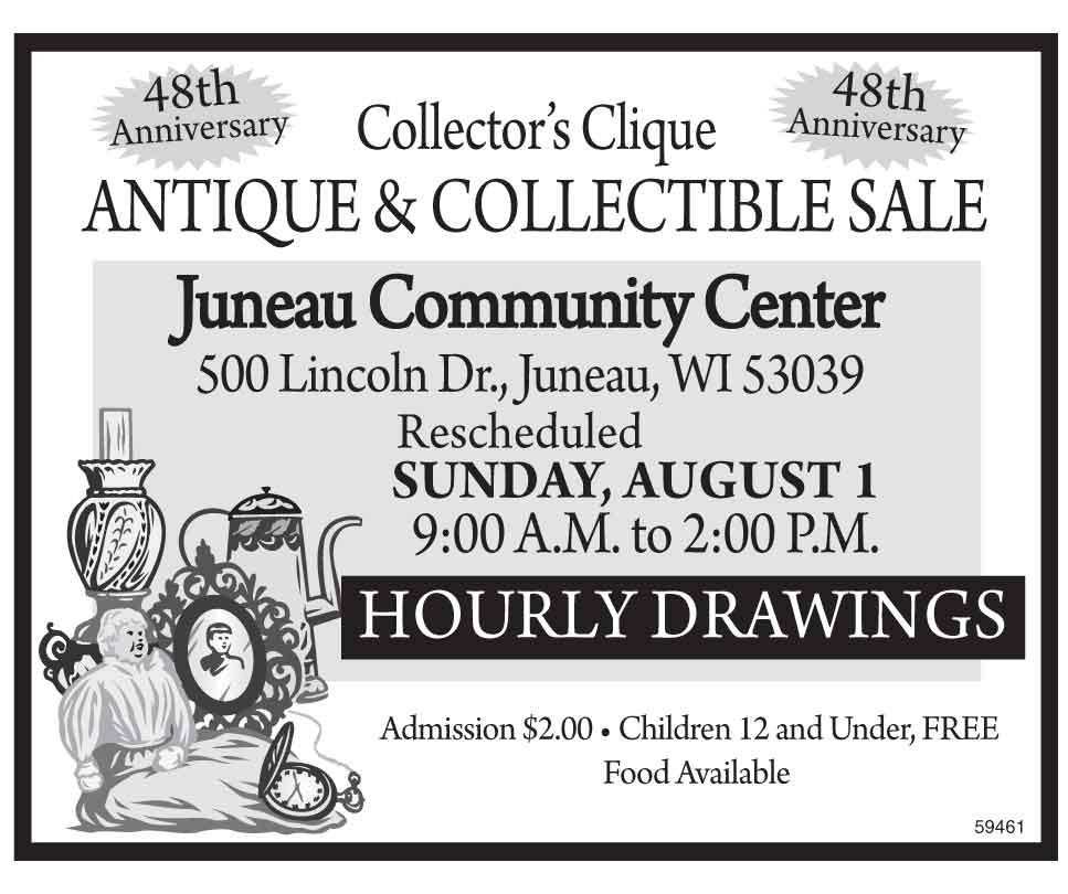 Juneau Antique Sale