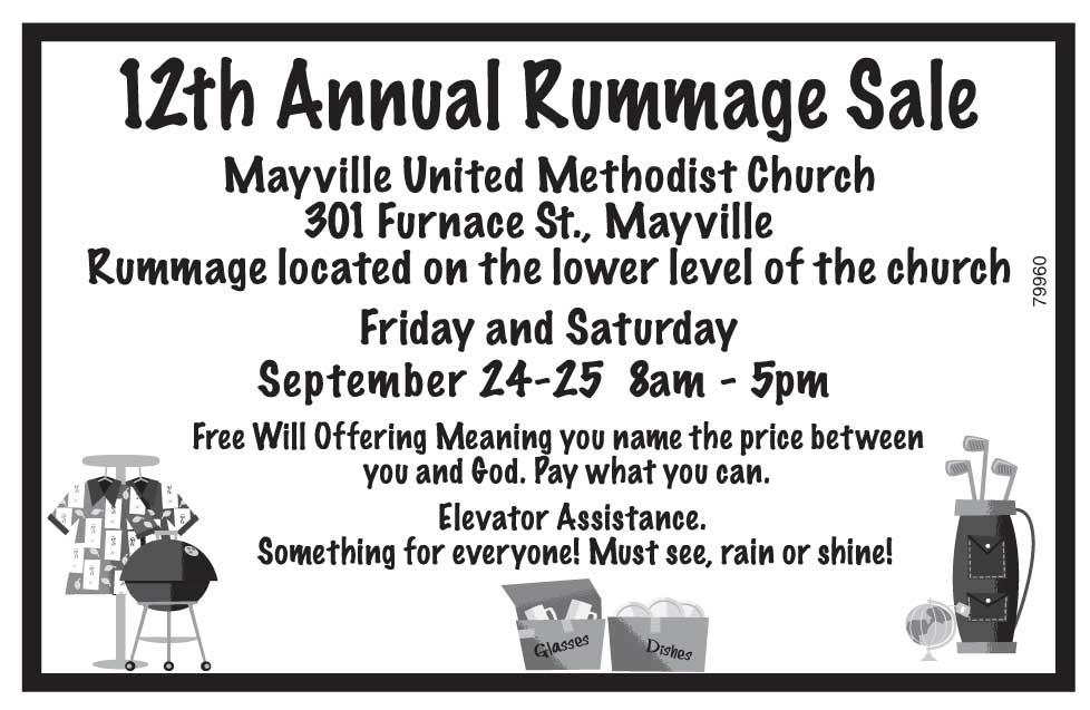 Mayville United Methodist